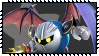 Super Smash Bros Wii U Stamp Series - Meta Knight by Kevfin