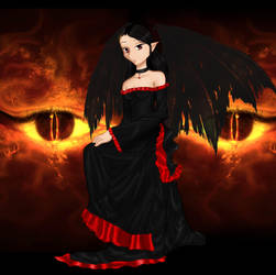 Dark Enchantress .:gift:. by twilightfaerie79
