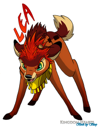 Lea Bambi Version by Nightrizer