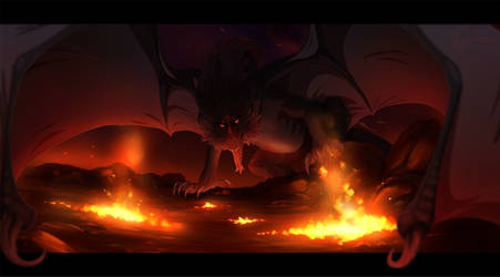 This is to End in Fire by Nightrizer