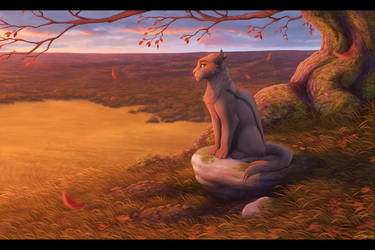 Solitude by Nightrizer