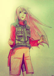 Lady Sakura by Just4Sasuke