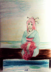 A person from my memories by Just4Sasuke