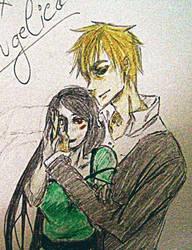 Arthur x Angelica by Just4Sasuke