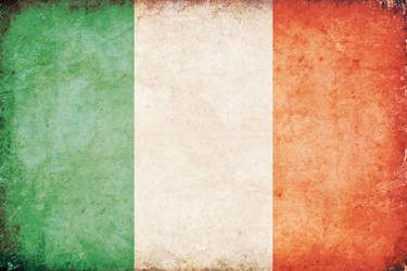 Italia Grunge Flag by faust3000