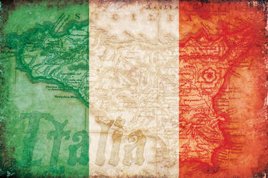 Italia Grunge 2 by faust3000