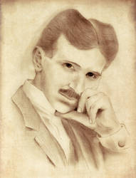 Tesla by faust3000