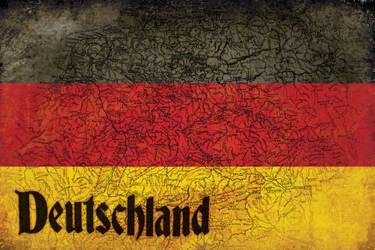 Deutschland Grunge by faust3000