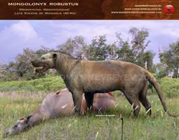 Mongolonyx robustus by RomanYevseyev