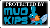 .Stamp. Protected by Mudkips by KillMePleaseGod