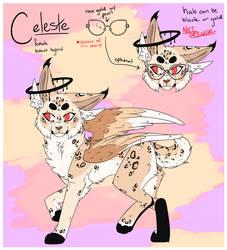 celeste (crybaby) reference by celestial-llynx