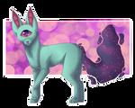 artfight // unnamed by celestial-llynx