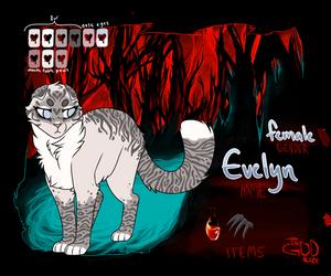 TGR || evelyn by celestial-llynx