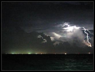 Florida Lightning by niclake13