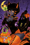 Trick or Treat by HaruShadows