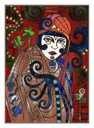 Queen of Fractals by Astrantia01