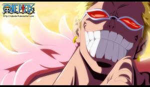 One Piece | Donquixote Doflamingo by xDeidar4