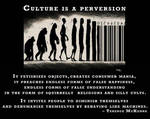 Culture Is Perversion by uki--uki