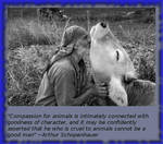 Compassion to all living beings by uki--uki
