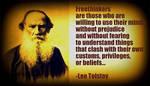 Freethinkers by uki--uki