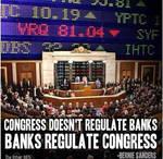 Banks regulate congress by uki--uki