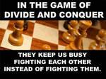 Fighting Each Other by uki--uki