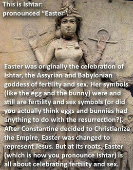 Easter - Ishtar by uki--uki