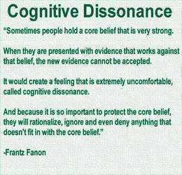 Cognitive Dissonance by uki--uki