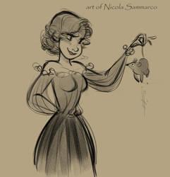 Seeing Rapunzel  :) by nicolasammarco