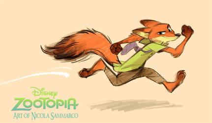Go Nick!! by nicolasammarco