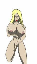 Random Blonde by redfox1187