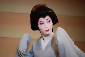 Geiko Tsuneyuu by CoconutCueball