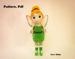 Green Fairy, inspired ^^ by Crocsbetty