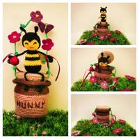 HunnyBee by Crocsbetty
