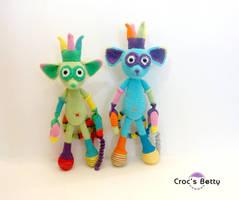 Kikou Team by Crocsbetty