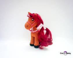 Fraise the Mare by Crocsbetty