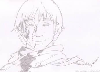 blood covered Ivan by Kiri-Akurei
