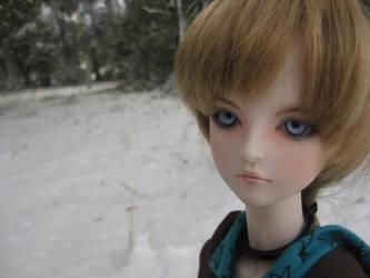 Snow - Alrene by Kiri-Akurei