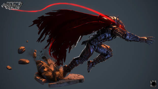 Berserk Guts - Comicon 2014_02 by MDreed
