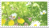 flower stamp by taishokun