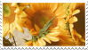sunflower stamp 2 by taishokun