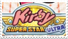 kirby super star ultra stamp by taishokun