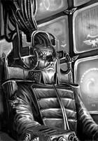 Master Preceptor. by paranoimiac