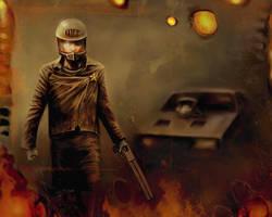 Road Warrior. by paranoimiac