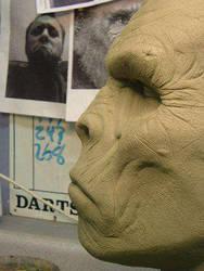 gigantopithe....sumthin' by Ugo-Serrano
