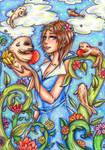 Princess Kaikouri (commission) by FaKe-Elf
