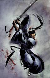 Samurai by chopstyx