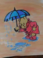 Winnie the Pooh by BloodyDeath11