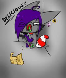 DELICIOUS by ToxicNiko