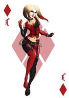 Harley Quinn by roxyjana